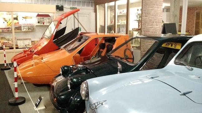 Bubblecar Bond Bug