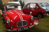 Bubblecar Bond MkD