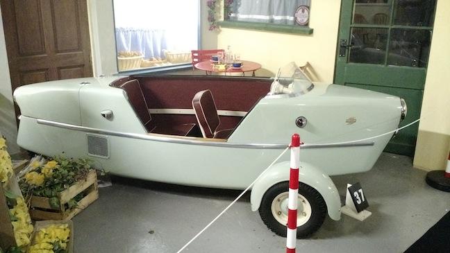 Bubblecar Inter Autoscooter