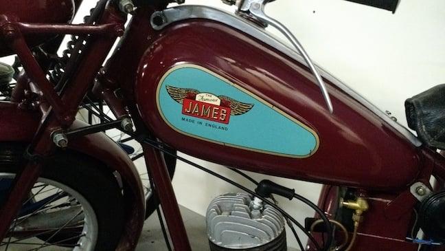 Bubblecar James Comet