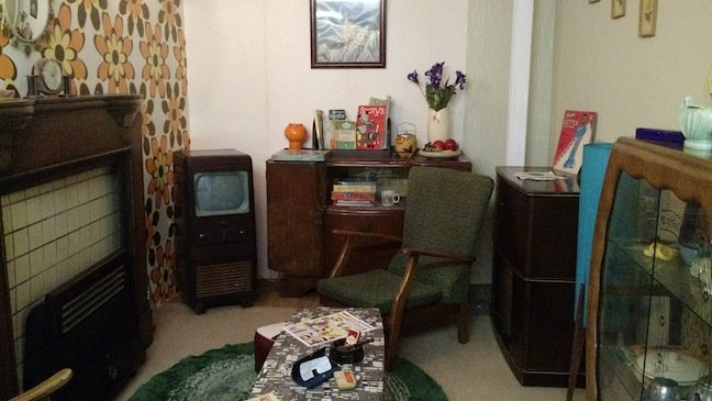 Messerschmitts Sinclairs And A 50s Living Room The