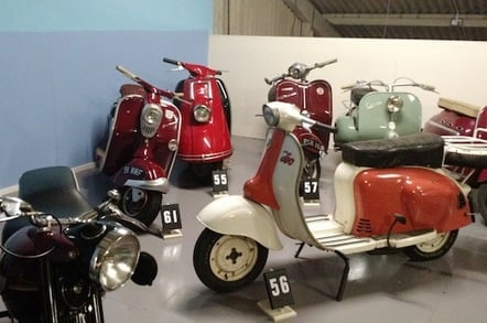 Bubblecar Scooter Collection