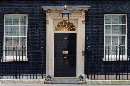 10 Downing Street. Pic: Sgt Tom Robinson RLC/Crown copyright