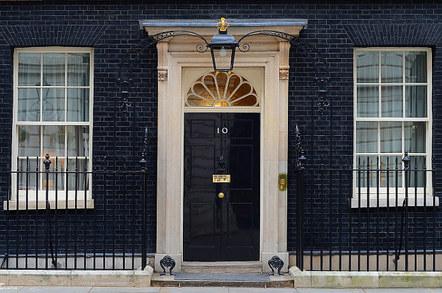 10 Downing Street. Pic: Sgt Tom Robinson RLC/Crown copyright