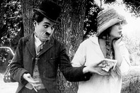 The Tramp: Charlie Chaplin and Edna Purviance