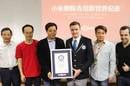 Xiaomi World Record