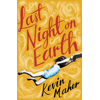 Kevin Maher, Last Night on Earth book cover