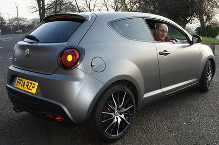 alfa romeo mito quadrifoglio verde less fun than it should be the register. Black Bedroom Furniture Sets. Home Design Ideas