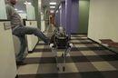 Kicking Boston Dynamics' Spot