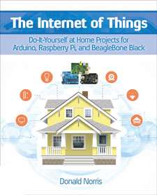 Internet of Things book cover