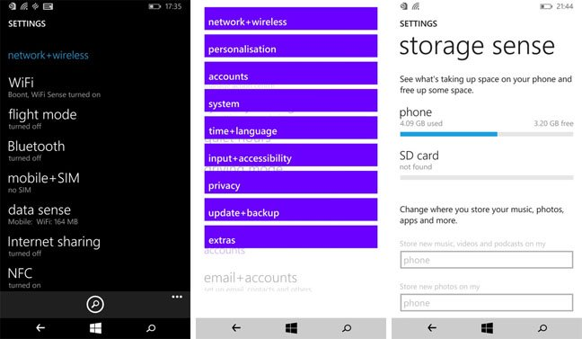 Microsoft Lumia 640 Windows Phone