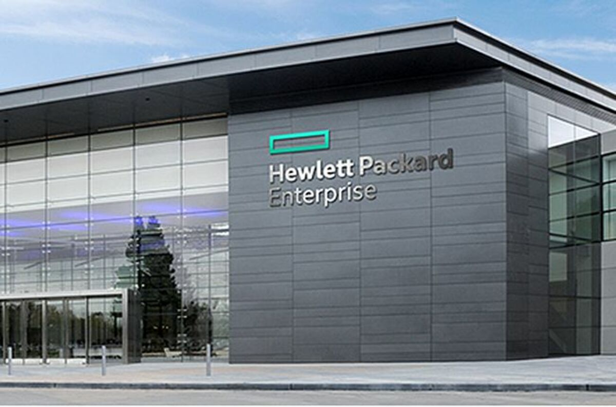 Hp Inc New Building