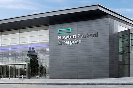 Photo of HP Enterprise office