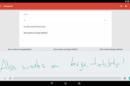 Google handwriting recognition app