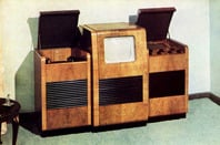 RGD home entertainment 1949