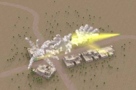 US Navy's LOCUST DRONE CANNON is like death SWARMED up • The