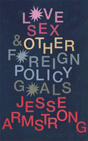 Love, Sex and Other Foreign Policy Goals book cover