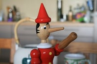 Pinocchio CC 2.0 Flickr https://www.flickr.com/photos/jepoirrier/