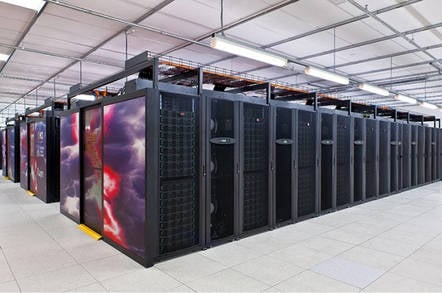 Raijin supercomputer