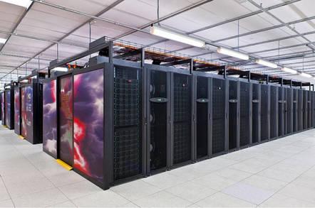 Raijin supercomputer