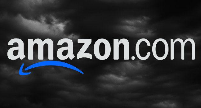 Amazon under a cloud