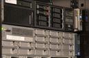 Virtual machine servers. Pic: Bob Mical
