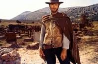 Clint Eastwood bounty hunter