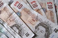 £10 notes. Pic: Howard Lake