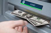 US cashpoint. Pic: Tax Credits