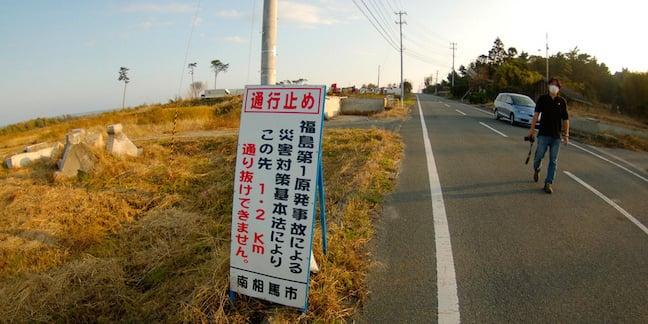 Fukushima Warning Sign by Raneko https://www.flickr.com/photos/raneko/