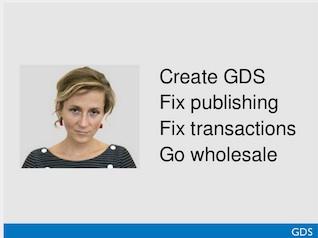 GDS Slide