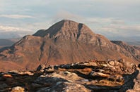 Mountain. Pic: Henry Hemming