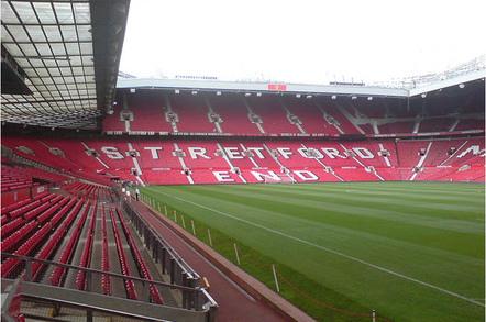 Old Trafford football stadium Photo PeeJay2K3