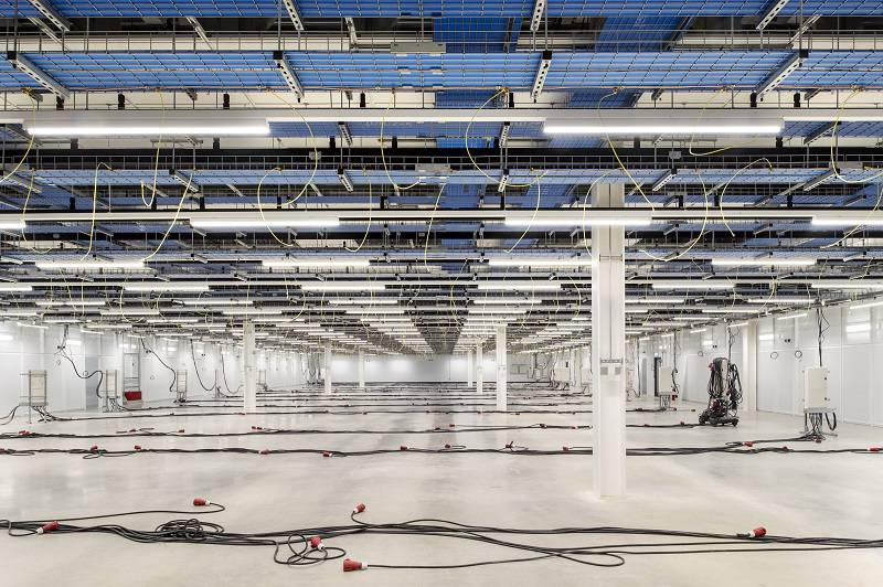 New Rackspace datacenter in Crawley UK