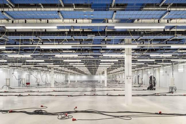 New Rackspace datacenter in Crawley, UK