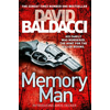 David Baldacci, Memory Man book cover