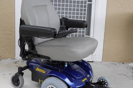 POwered_Wheelchair