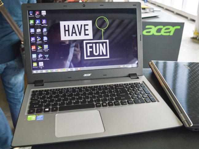 Acer Aspire V15