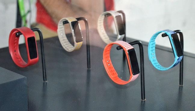 Acer Liquid Leap wristbands