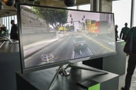 Acer XR341CKA gaming monitor