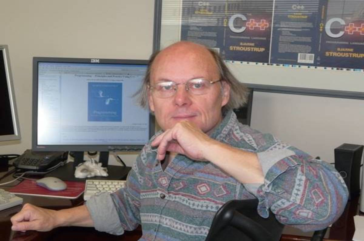 C++ Daddy Bjarne Stroustrup outlines directions for v17 • The Register