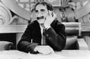 Groucho Marx in Duck Soup