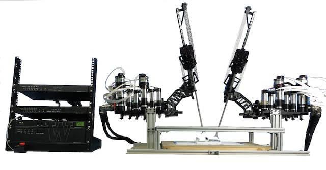 Raven II surgical robot