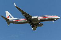 American Airlines Boeing 737 N864NN. Pic: golfking1