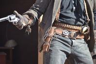Gun slinger, image: Shutterstock
