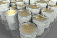 Stacks of bitcoin CC2.0 attribution by FD Comite https://www.flickr.com/photos/fdecomite/