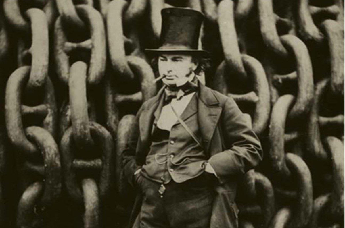 isambard kingdom brunel 1827: ik brunel is appointed resident engineer on the thames tunnel, taking  over from his father roof collapses and tunnel flooded brunel narrowly.