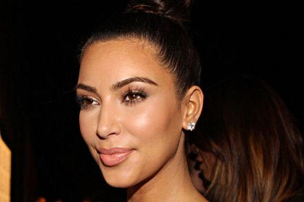 Kim Kardashian. Pic: Eva Rinaldi