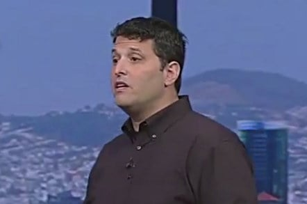 Terry Myerson, exec veep at Microsoft