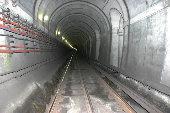Thames Tunnel Today, photo: Brunel Museum